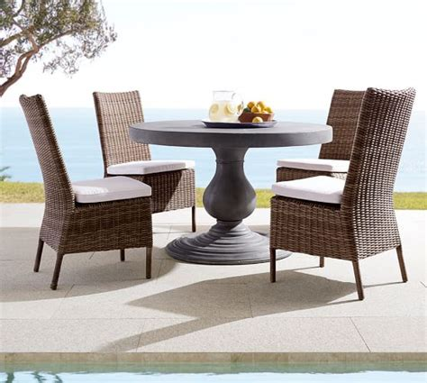 Pottery Barn Patio Table 2016 Pottery Barn Outdoor Furniture Sale 15 Patio Furniture Outdoor Dining Tables