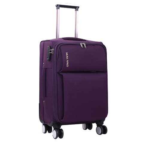 Travel Bag Hypervenon 8 20 inch rolling luggage spinner travel bag suitcases wheel trolley business carry on luggage
