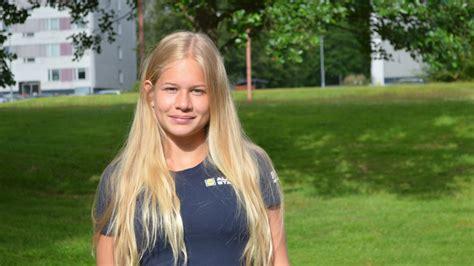 Långt Hår by Andersson Oura Och Friman F 195 165 R Ungdomspriset Sport