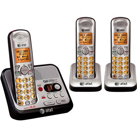 At T Phone Lookup 650530020384 Upc At T Dect 6 0 3 Handset Cordless Phone