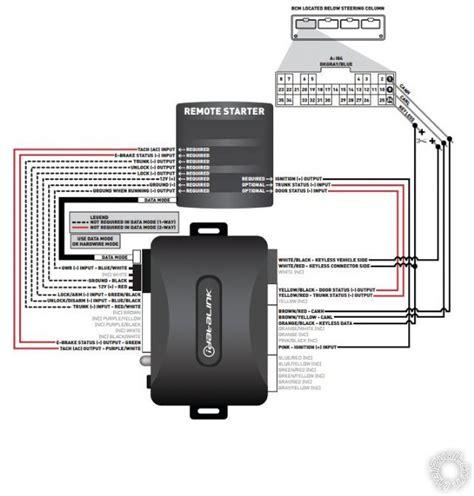 autostart remote starter wiring diagram wiring diagram