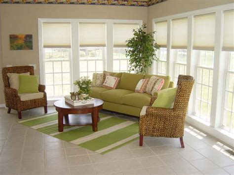 how to build a indoor sunroom with cool furniture new