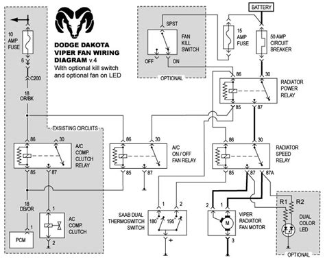 derale electric fan wiring diagrams electric capacitor