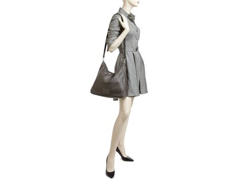 Marc By Marc Miss Marc Hobo by Lyst Marc By Marc New To Handle Hobo In Gray
