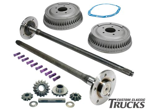 less pattern exles swapping six lug axles for five hot rod network