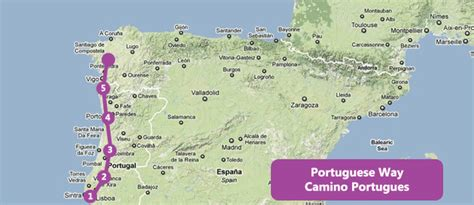 camino portuguã s lisbon porto santiago central and coastal routes books what is the portuguese way official caminoways
