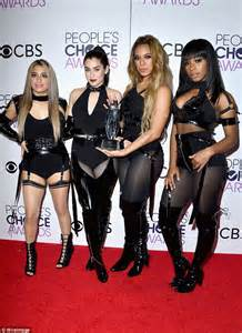 Fifth Harmony makes its debut as a quartet   Daily Mail Online