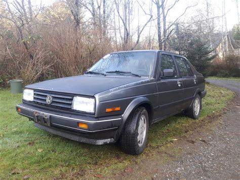 1988 Volkswagen Jetta by 1988 Turbo Diesel Vw Jetta Sooke