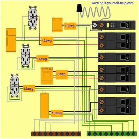 circuit breaker diagram wiring 30 wiring diagram images