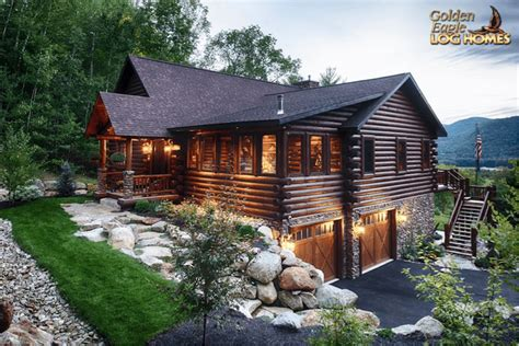 Walkout Basement Design 21 log cabin builders share their 1 tip for building log