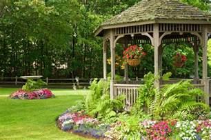 Galerry garden design ideas with gazebo