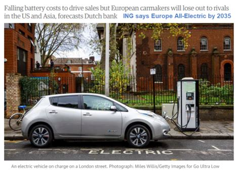 Electric Cars Uk Subsidy California Ponders 3 Billion Subsidy For Electric Cars
