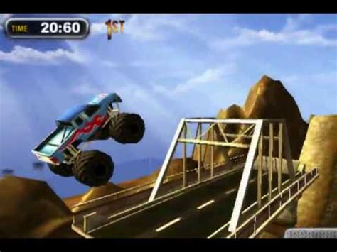 monster trucks nitro 2 monster trucks nitro ii iphone web gameplay trailer 2