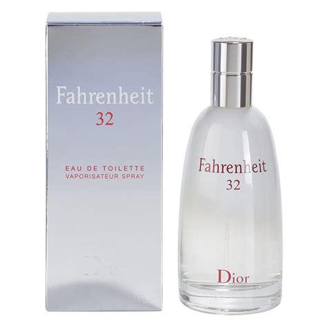 Parfum Fahrenheit fahrenheit fahrenheit 32 eau de toilette pour homme