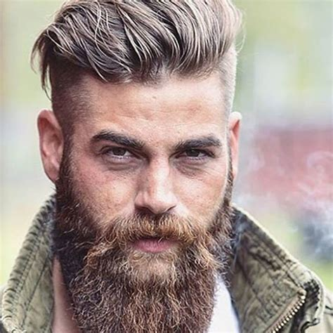 best hair cuts to go with beards hairstyle 2017 boy with beard hairstyles wordplaysalon