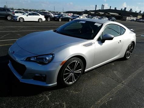 Used 2014 Nissan Brz Car For Sale At Auctionexport