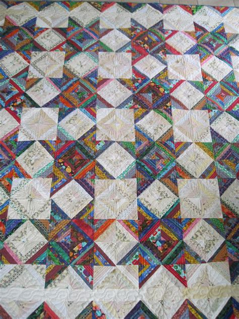 Scrappy Quilts by Finely Finished Quilts Scrap Quilts
