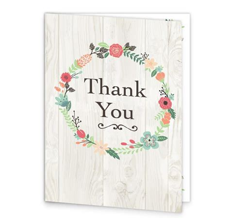 free printable rustic thank you cards rustic romance thank you card loving invitations