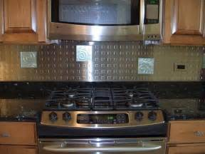 metal kitchen backsplash ideas awesome kitchen backsplashes design for decorating your