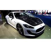 2014 Maserati GranTurismo MC Stradale  Car Photos Catalog