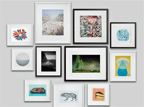 how to gallery wall how to create an art gallery wall hgtv