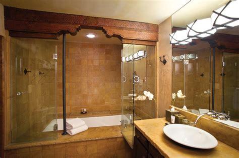 where did native americans go to the bathroom taos hotels taos luxury resort el monte sagrado living