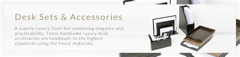High End Desk Accessories Luxury Desk Accessories Hostgarcia