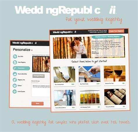 Wedding Republic by Wedding Republic A Registry As Unique As You Are Decor