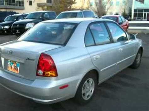 2004 hyundai accent features and specs youtube 2004 hyundai accent gl salt lake city ut b5692a youtube