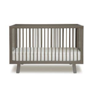 Non Toxic Paint For Baby Crib by Oeuf Sparrow Crib Gray 730 Made In Latvia Of