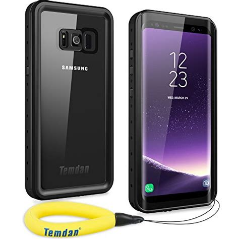 R Samsung S8 Waterproof Temdan Samsung Galaxy S8 Waterproof Supported Wireless Import It All