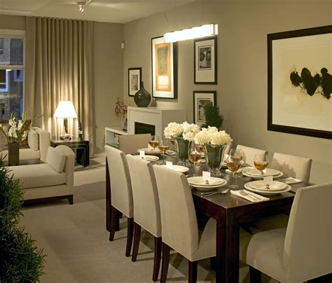 formal dining rooms elegant decorating ideas this cozy dining room seats eight guests perfect for