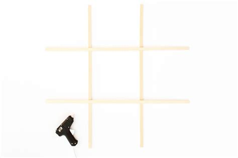 tic tac toe table how to a tailgate tic tac toe table hgtv