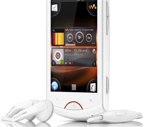 Hp Android Sony Ericsson Live With Walkman sony ericsson unveils live with walkman android smartphone slashgear