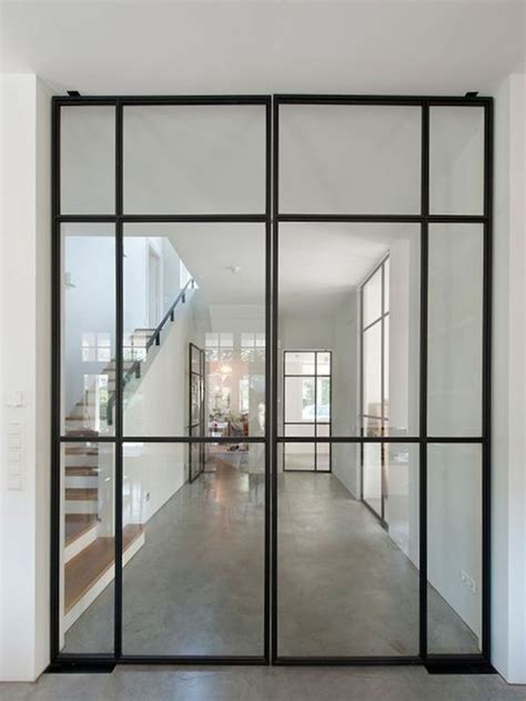 Porte Atelier Metal by Installez Une Porte D Atelier Dans Votre Entr 233 E Joli Place