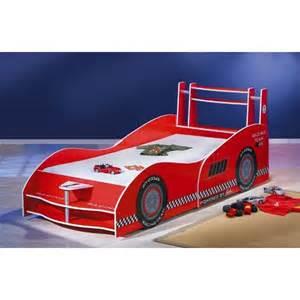 lit enfant voiture formule 1