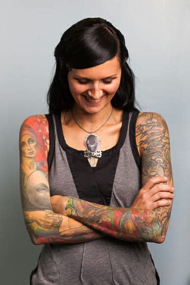 tattoo shop interview questions tat2x interview with canadian tattoo artist heather mclean