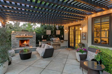 Backyard Covered Patios by 20 Best Covered Patio Design Ideas For Your Outdoor Space Home Interior Help