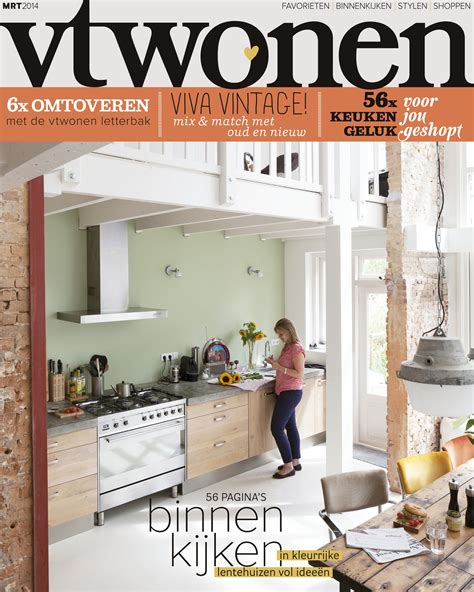 Narrow Homes Featured In Vtwonen Magazine Avenue Lifestyle Avenue