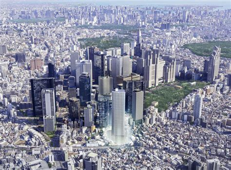 New House by The Parkhouse Nishi Shinjuku Tower 60 Japan Property Central