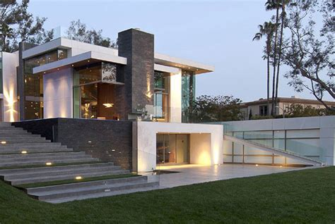Modern house design by whipple russell architects interior design