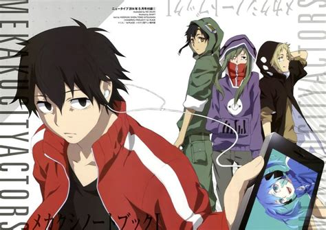 mekakucity actors new mekakucity actors anime announced mekakucity actors