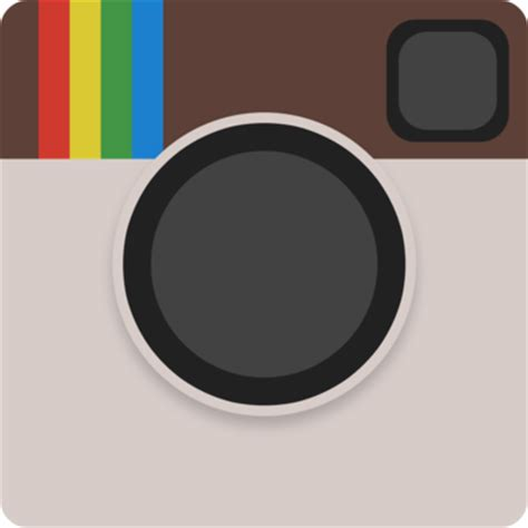 Material Design Instagram Icon | material design instagram icon by archer999 on deviantart