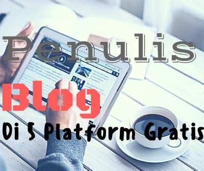 situs membuat blog gratis daftar situs untuk membuat blog gratis nino artikel