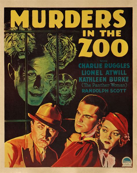 the murders in the murders in the zoo