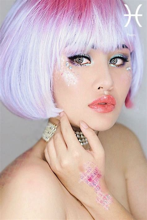 12 makeup looks for each zodiac sign which one is the make up artist creates 12 looks one for each zodiac sign