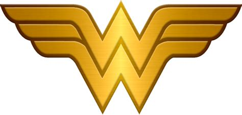 wonder woman logo vector clipart best