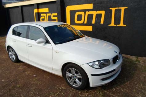 manual cars for sale 2010 bmw 1 series navigation system bmw 1 series 116i 5 door hatchback petrol rwd manual cars for sale in mpumalanga r 149
