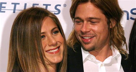Brad To Jen Dump Your New by S Fury As Brad Pitt And Aniston