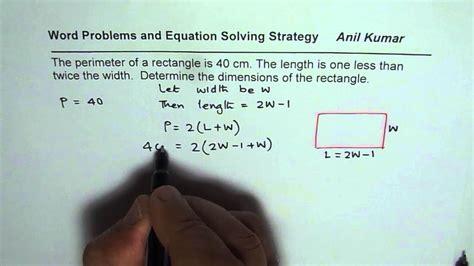 length  rectangle       width